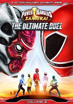 POWER RANGERS SAMURAI:ULTIMATE DUE V5 BY POWER RANGERS (DVD)