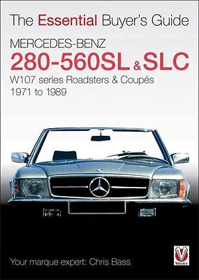Mercedes-Benz 280-560SL & SLC By Bass, Chris